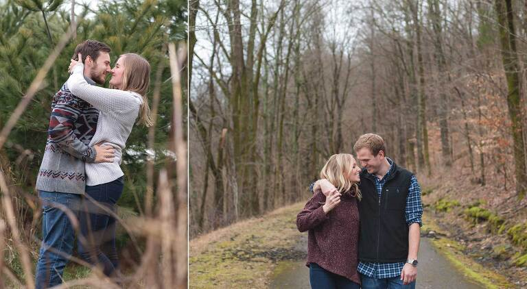 engagement and family photos